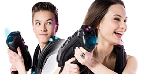 Laser Game Evolution // Troyes