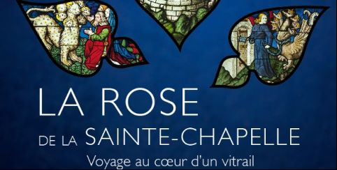 La rose de la sainte chapelle